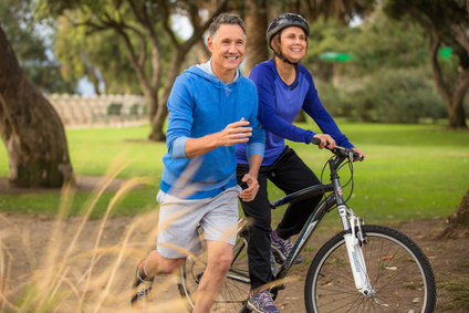 Anti-Aging Medicine is Exercise with Oxygen